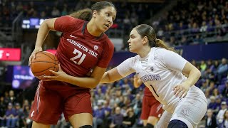 Recap: Washington State women