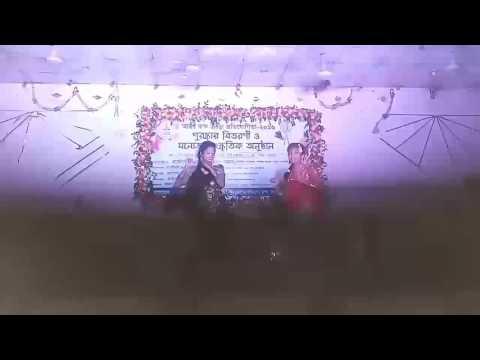 Bangladeshi 2 Sisters Rocking Dance Performance-2k17