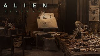 Alien: Covenant | The Secrets of David