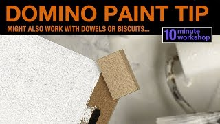 Dom paint tip & channel update