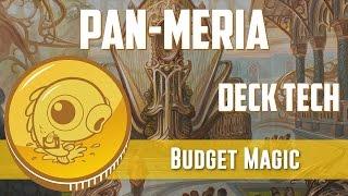 Budget Magic: $96 (39 tix) Modern Pan-meria (Deck Tech)