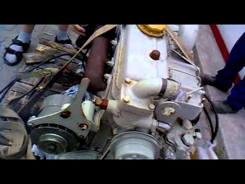 Leyland SW 400 po remoncie kapitalnym cz.2