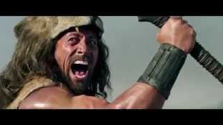 Hercules Official Trailer #2 (2014) - Dwayne Johnson, Ian McShane Movie
