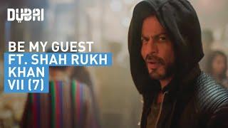 Download Shah Rukh Khan's personal invitation to Dubai #BeMyGuest 3Gp Mp4