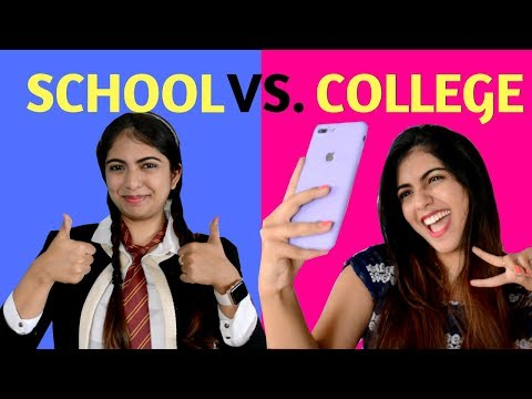 Xxx Mp4 School Vs College Students Nakhrebaaz Latest Comedy Hindi Videos 3gp Sex