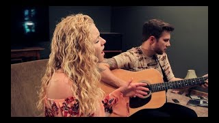 Hailee Steinfeld & Alesso  - Let Me Go (Acoustic Cover by Adam Christopher & Ashlynn)