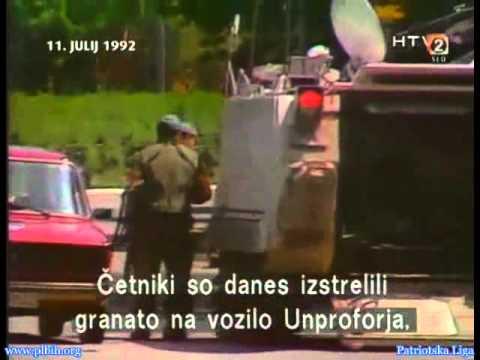 Sarajevo 11 juli 1992 Ulica Vojvode Putnika pogibija Đilde