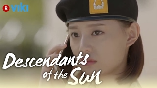 Descendants of the Sun - EP5 | Kim Ji Won Gets Caught Reporting On Jin Goo [Eng Sub]