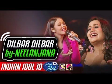 Xxx Mp4 Dilbar Dilbar Neelanjana Neha Kakkar Indian Idol 10 11 November 2018 3gp Sex