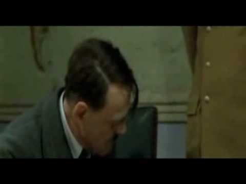 Hitler se entera de que no hay concierto de Guns N Roses