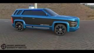 New Jeeps 2017- 2018 Jeep wrangler & Jeep DAKAR & Jeep Grand Cherokee