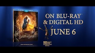 Beauty and the Beast (2017) Blu-ray Trailer