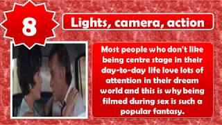 Top 10  Sexual Fantasies