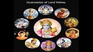 Lord Vishnu's Dasavatharam Dashavatara -10 Incarnations of Lord Vishnu (Narayana)