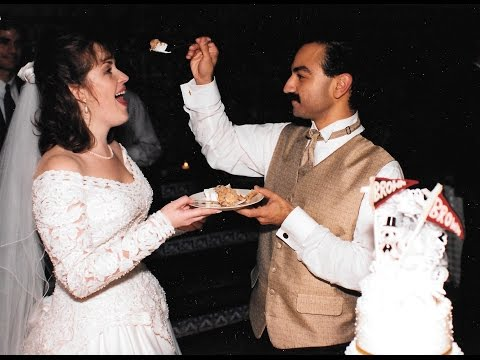Our Brown Love Story: Tara Koslov '91 and Bill Rivera '91