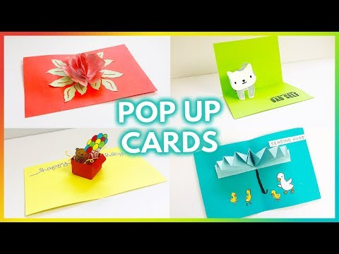 Xxx Mp4 5 Simple And Easy Pop Up Card Tutorials 3gp Sex