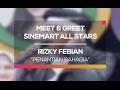Download Lagu Rizky Febian - Penantian Berharga (Meet and Greet Sinemart All Stars)