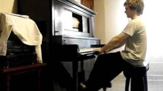 Yo bailo el Charleston / Fox trot / Vazquez Vigo / Rollo PAMPA 4002 / Pianola Angelus