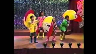 Rock With Barney Soundtrack: 6 Little Ducks