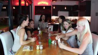 6 girls drink breast milk!