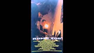 DJ Stile & DJ Baro Rome Zoo DJ'S - Mixtape Vol 1 (Lato A)
