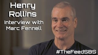 Henry Rollins on death and daddy issues - The Feed