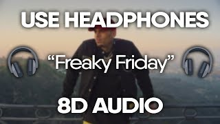 Lil Dicky, Chris Brown - Freaky Friday (8D AUDIO) 🎧