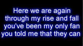 Lil Wayne - Mirror on The Wall ft Bruno Mars Lyrics