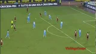 Francesco Totti vs Napoli 2013 By Vickingo