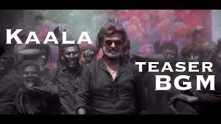 Kaala Teaser BGM | Super Star Rajinikanth | Santhosh Narayanan | Pa. Ranjith