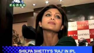 B4U Flash - Bollywood Celebrity fight on IPL pitch