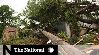 Deadly tornado leaves a trail of destruction across Missouri