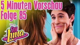 5 Minuten Vorschau - SOY LUNA Folge 85 || Disney Channel