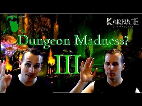 The Final Dungeon + Boss Battle - Karnage Chronicles - SadGamerDad VR