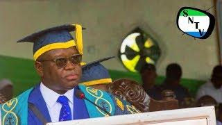 President Bio Should Intervene In Sierra Leone Costly Telecommunication - Sierra Network
