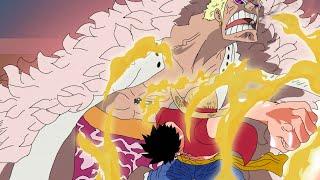 Ruffy & Law vs. Don Flamingo (Red Hawk) / Fan Animation