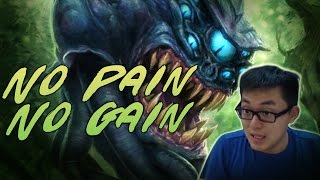 [Hearthstone] No Pain, No Gain