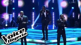 "#TeamTimi sings ""Heaven Please"" / Live Show / The Voice Nigeria 2016"