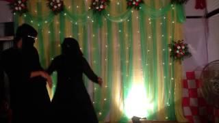 Magic Mamoni Funny Dance at Holud