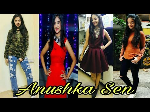 Xxx Mp4 Anushka Sen ☆☆👉New Photos With New 👗Dresses By Online☆♡ 3gp Sex