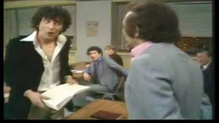 Mind Your Language - Funny Italian Student In Charge of English Class
