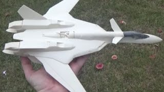 Hasegawa 1/48 Macross YF-19 Kit Review & Build - A What If Project - Pt. 1