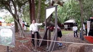 Cut Heads Sarasota Medieval Fair 2013