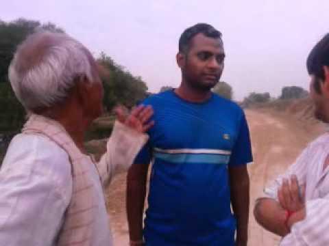 100 year old man at mnnit allahabad manish saroj.3gp