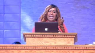 Faith to Faith Conference 2016 I Dr Cindy Trimm - Living Beyond The Limit