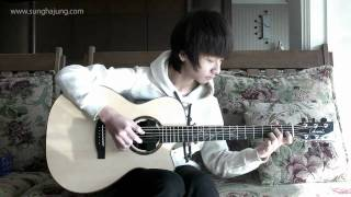 (Kansas) Dust In The Wind - Sungha Jung