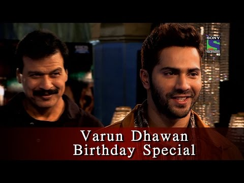 Xxx Mp4 Varun Dhawan Birthday Special CID 3gp Sex