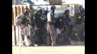 airsoft compe...1st BLACK HAWK DOWN -team D.I.A.B.L.O