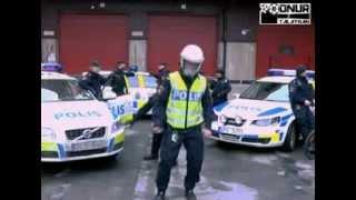 İsveç Polisi'nden Ankara Oyun Havaları - Salla
