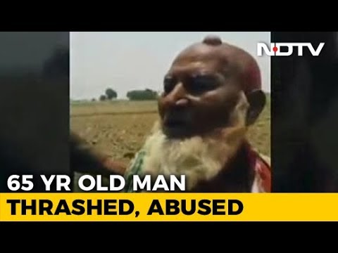 Xxx Mp4 In Second Video Of Hapur Assault More Cow Slaughter Allegations From Mob 3gp Sex
